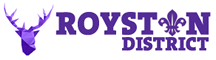 Royston District Scouts Logo
